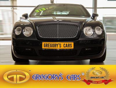 Bentley Continental Flying Spur 6.0 AT (560 л.с.) 4WD